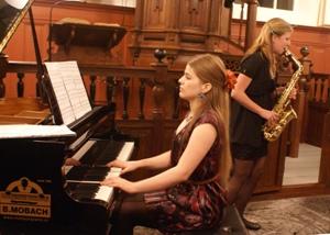 Concert Valentine Tóth voor Kubaard Klassiek